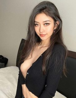 Model from the Philippines